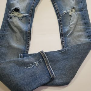 Vigoss Jeans - Vigoss The Jagger Distressed 26x32 low rise